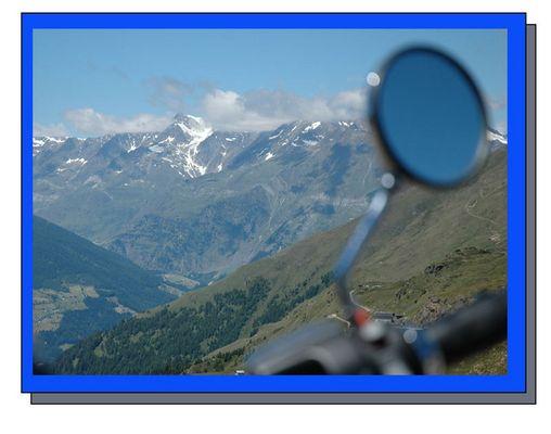 Ein schöner Tag in den Alpen