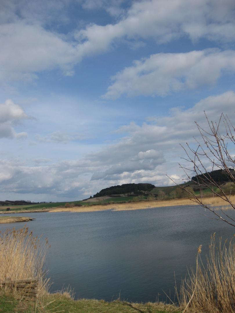 Ein schöner Teich