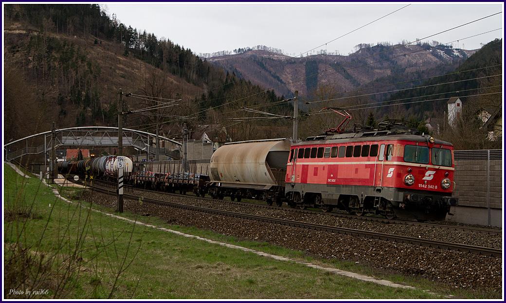 Ein schöner Zug.