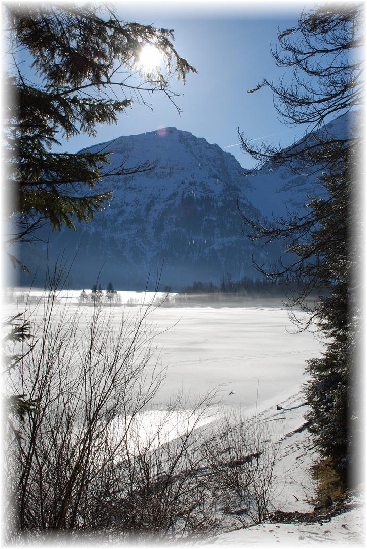 Ein schönes See 002 . . .