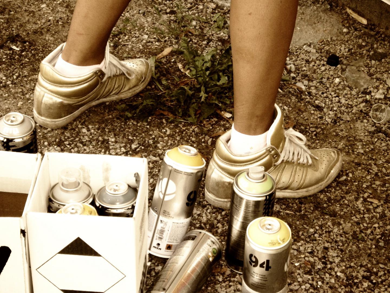 Ein Schuh kommt selten allein