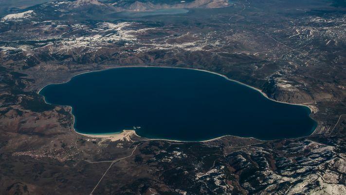 Ein See in der Türkei