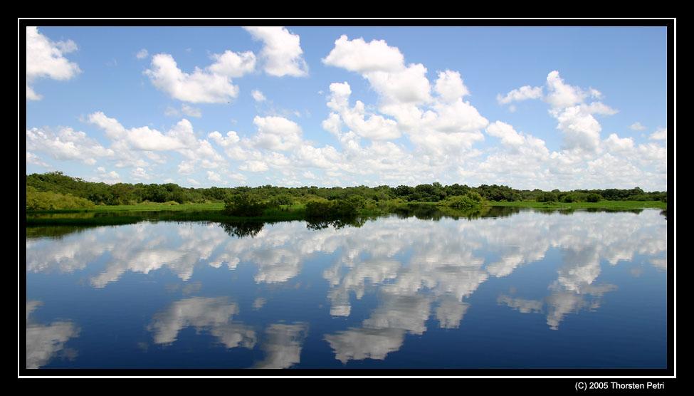 Ein See in Florida