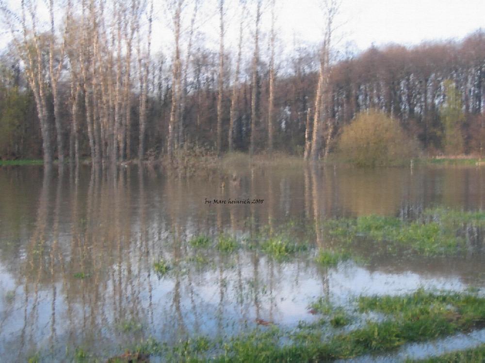 Ein See, wo keiner sein sollte