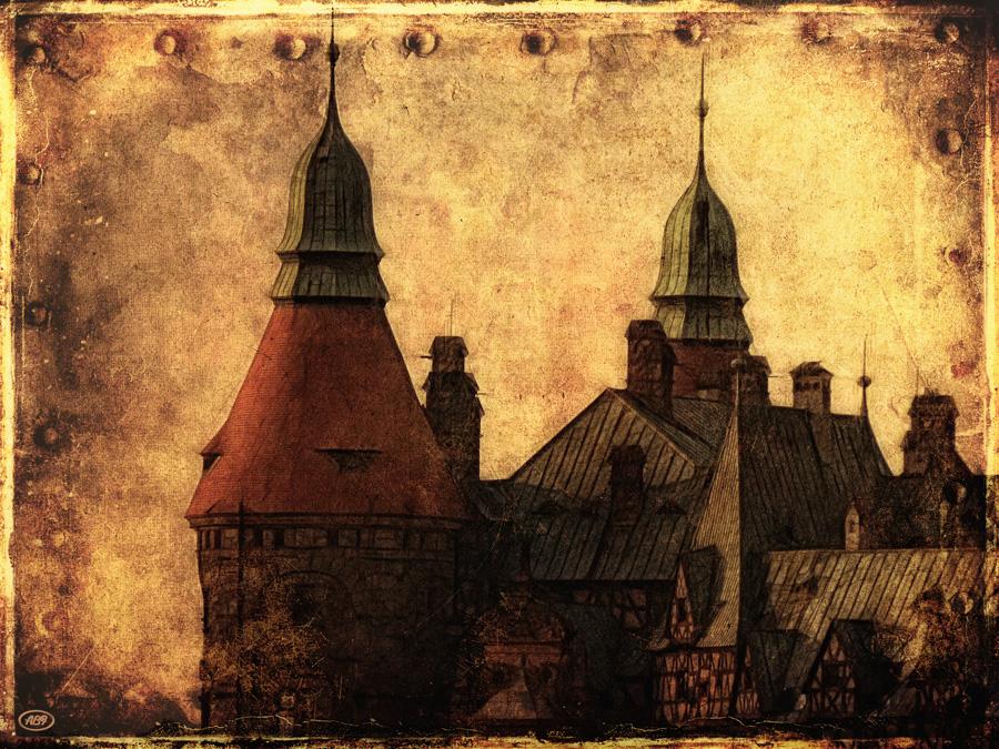 Ein sehr altes Schloss...