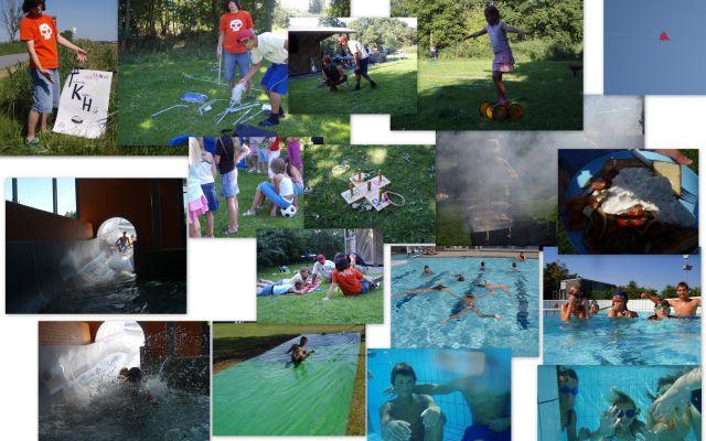 Ein Sommer mit Kindern