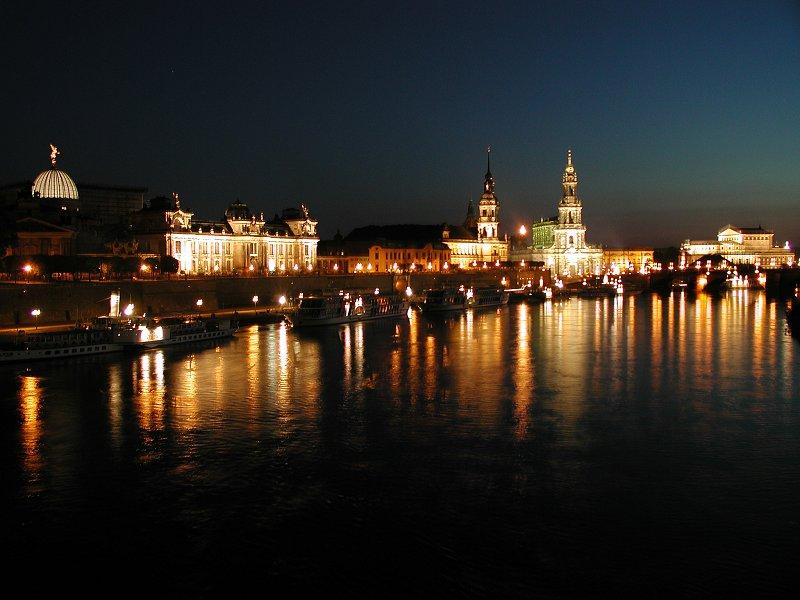 Ein Sommernachtstraum (in Dresden)