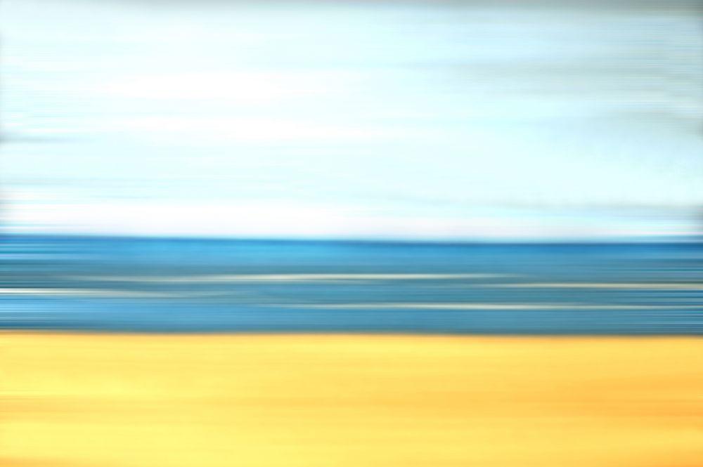 Ein Sommertag am Strand...