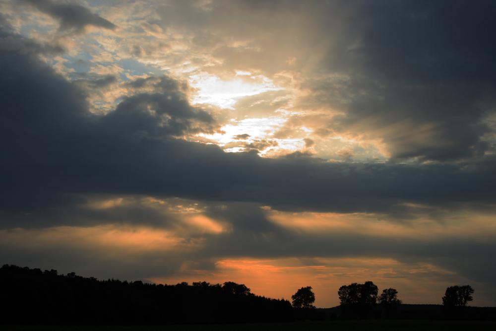 Ein Sonnentag...