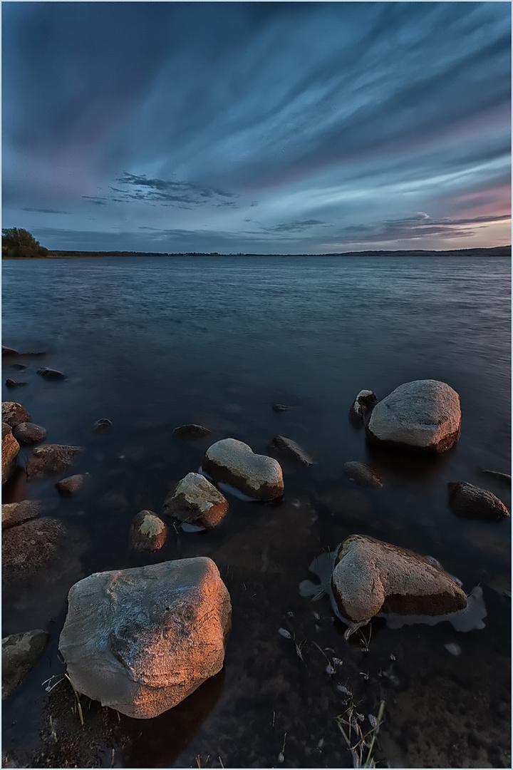 ein Sonnenuntergang - mal wieder :-)