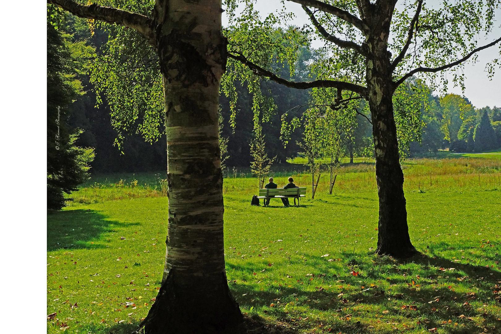 Ein sonniger Herbst für stille Genießer