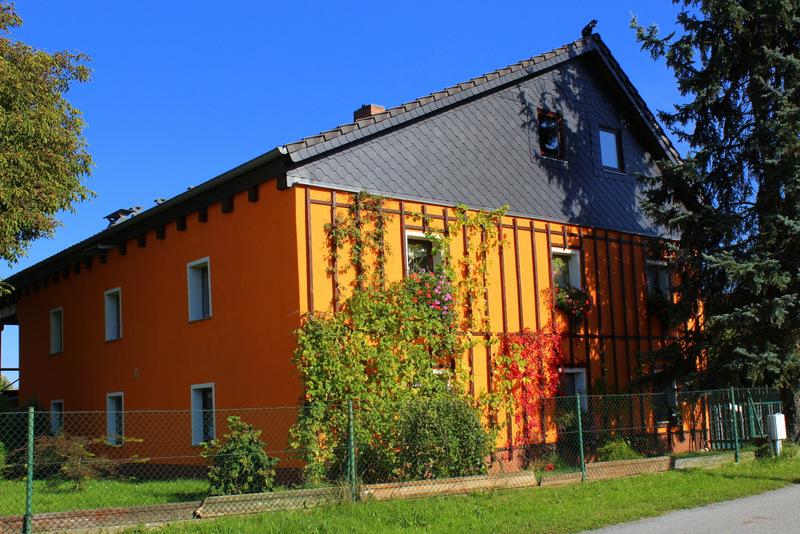 Ein sonniger Herbstsonntag in der Lausitz