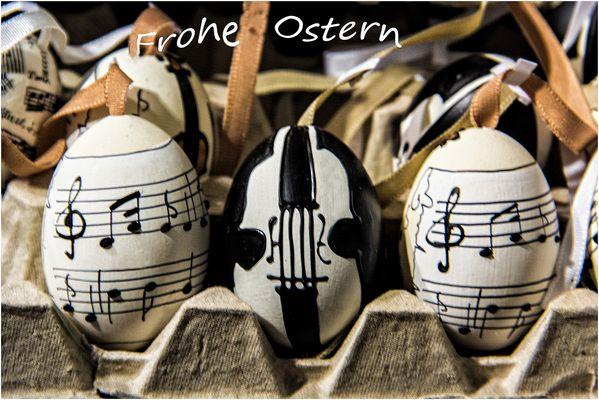 Ein sonniges Osterfest...