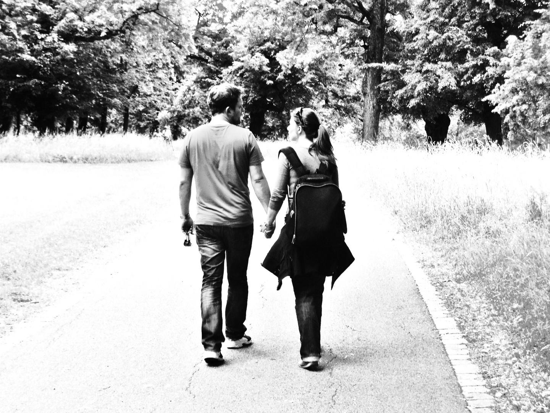 ein Spaziergang für s Leben
