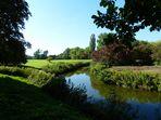 Ein Spaziergang im Schloss-Park Herten