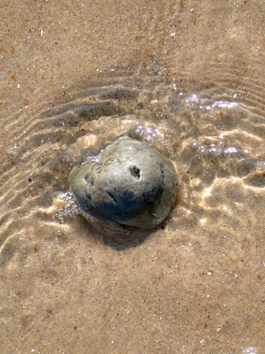 Ein Stein ...