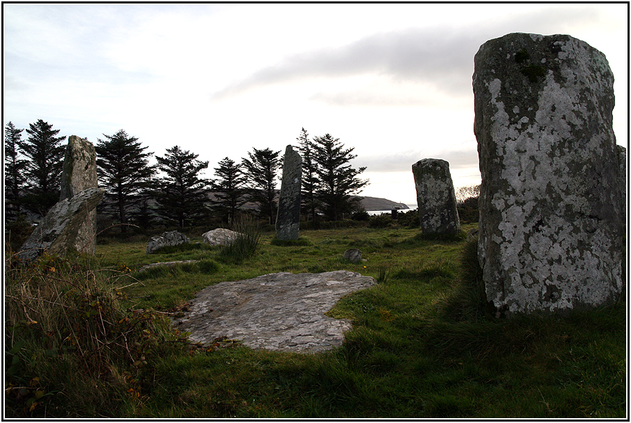 Ein Steinkreis für Kai....
