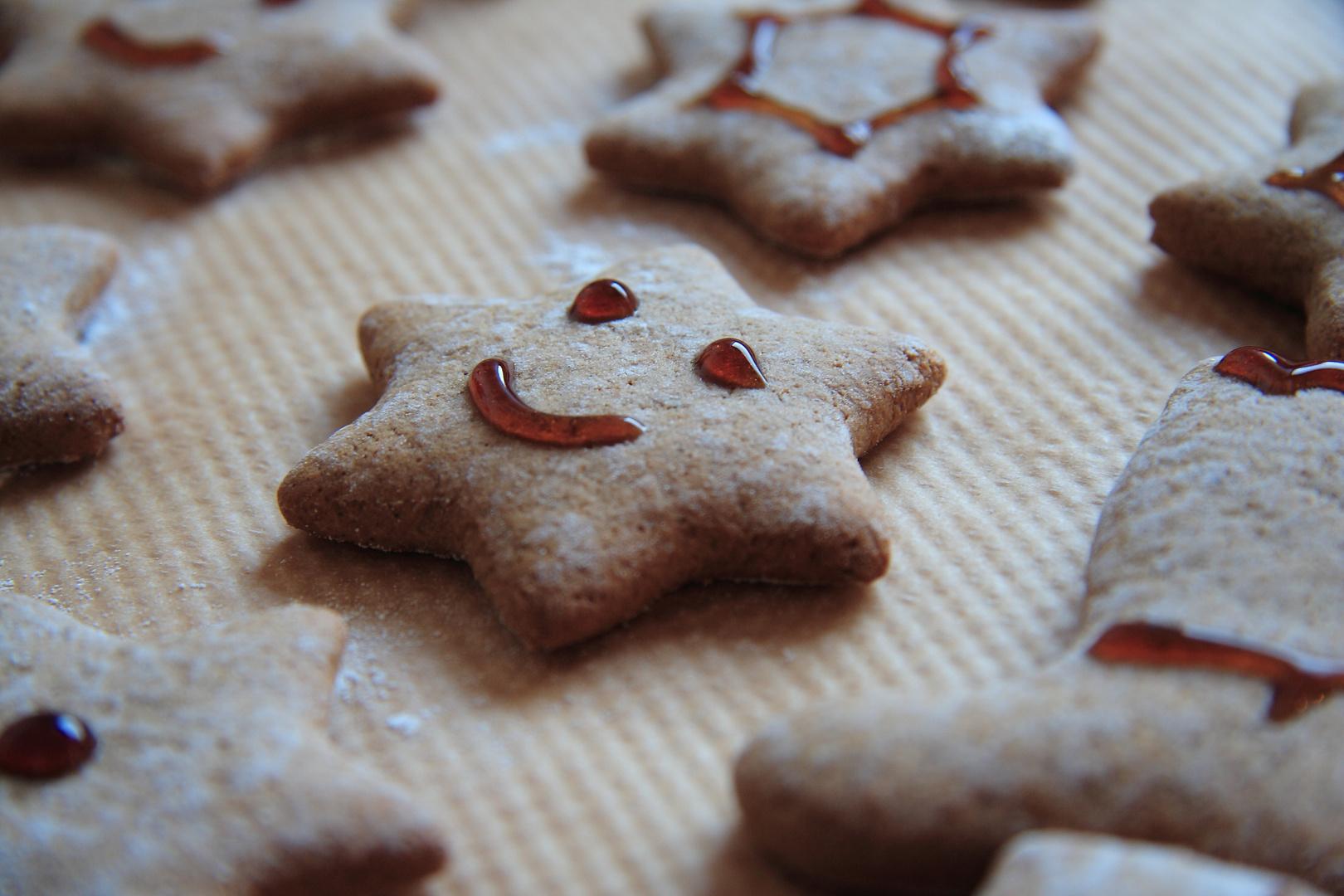 Ein Stern, der Dein Lächeln trägt