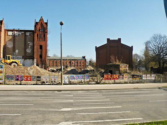 Ein Stück Alt-Berlin verschwindet