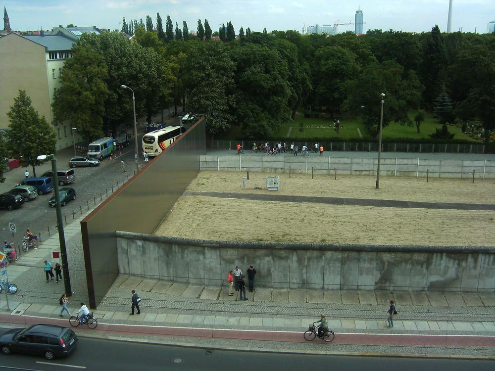 ein Stück Berliner Mauergeschichte