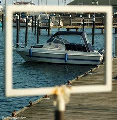 Ein Stück Boot