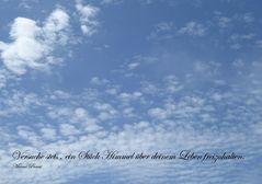 Ein Stück Himmel