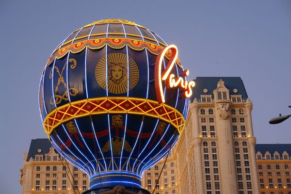 ein STück Las Vegas