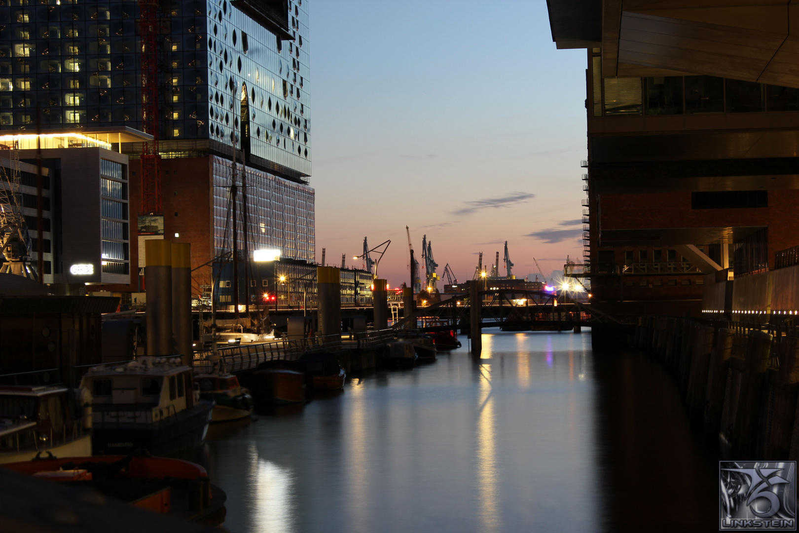 Ein stück vom Hamburger Hafen