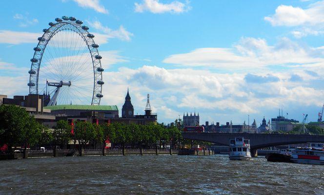 Ein Stückchen...London