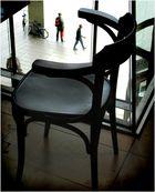 Ein Stuhl für Riesen