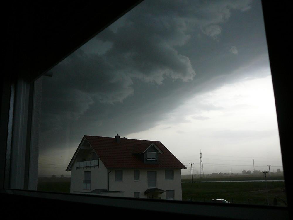 Ein Sturm zieht auf....