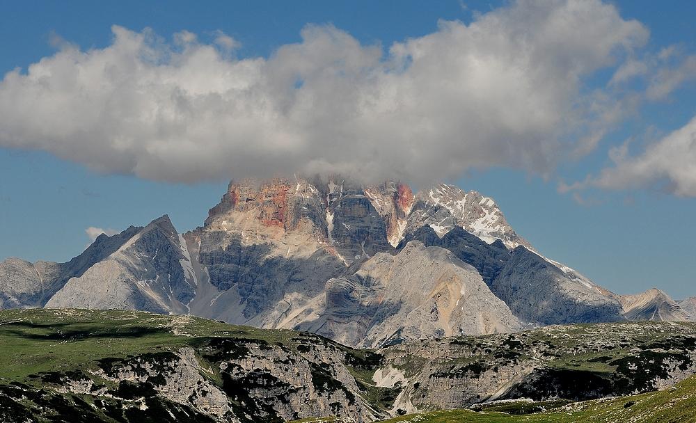 Ein Südtiroler Traumberg, die Hohe Gaisl (3146m)