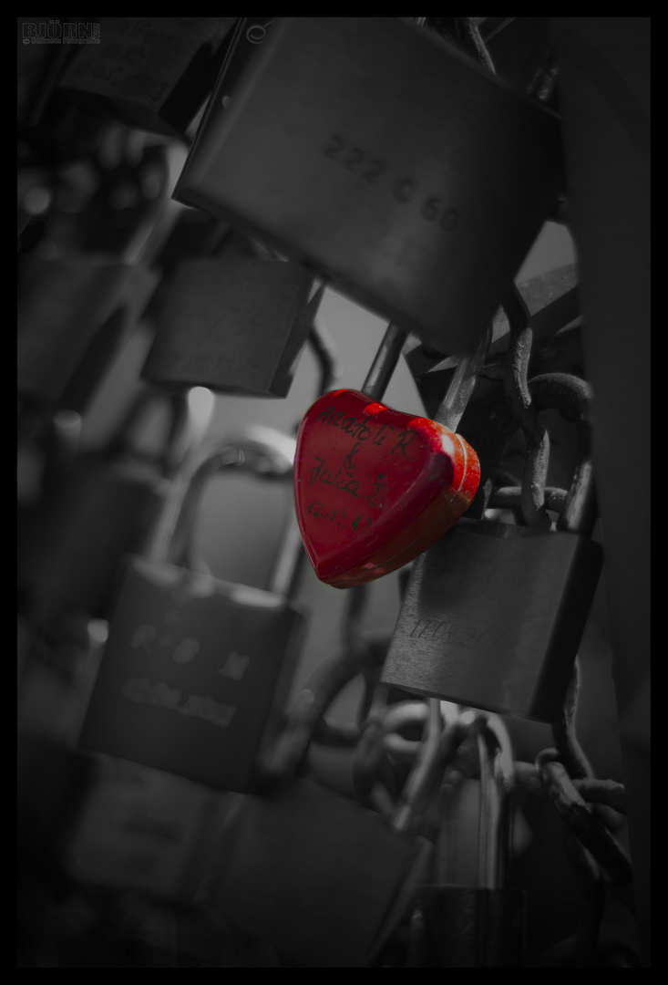 Ein Symbol der Liebe...