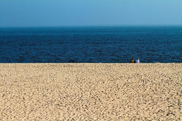 ...ein Tag am Meer.