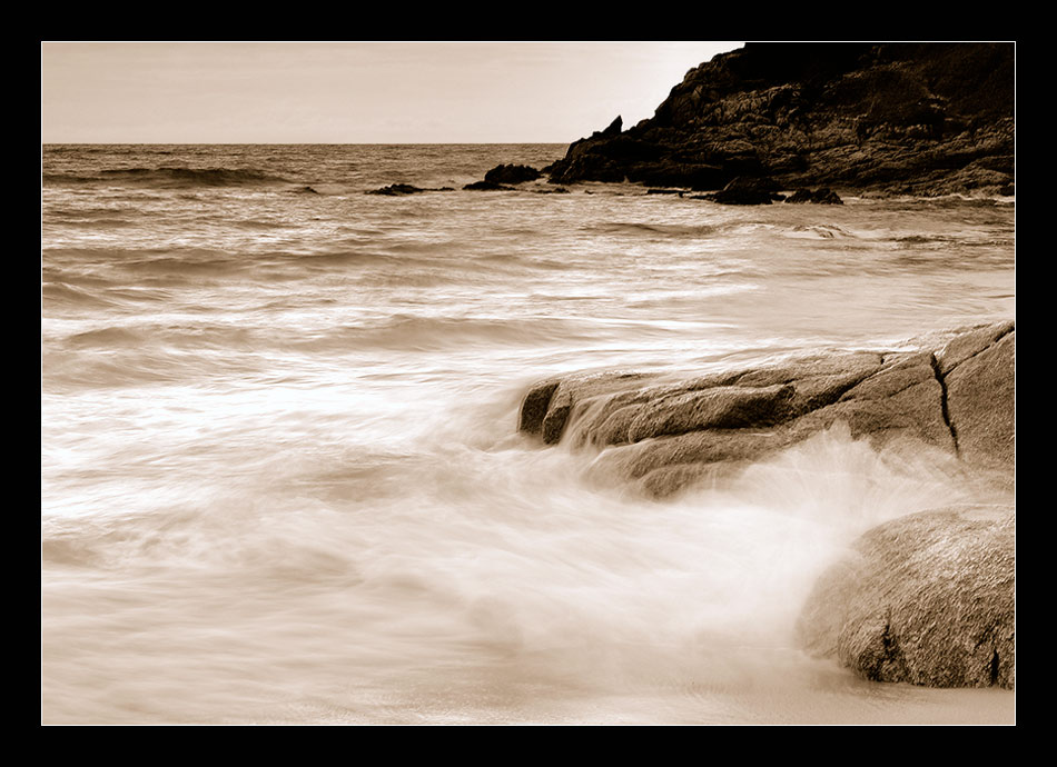 Ein Tag am Meer XI