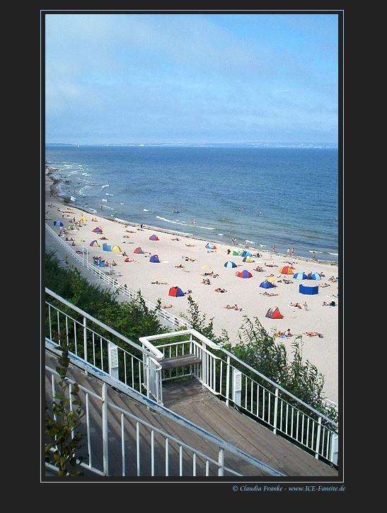 Ein Tag am Strand...