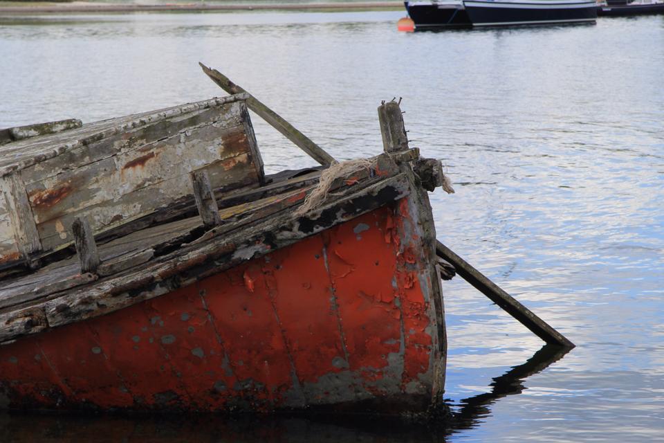 ein tag auf den ochseninseln III