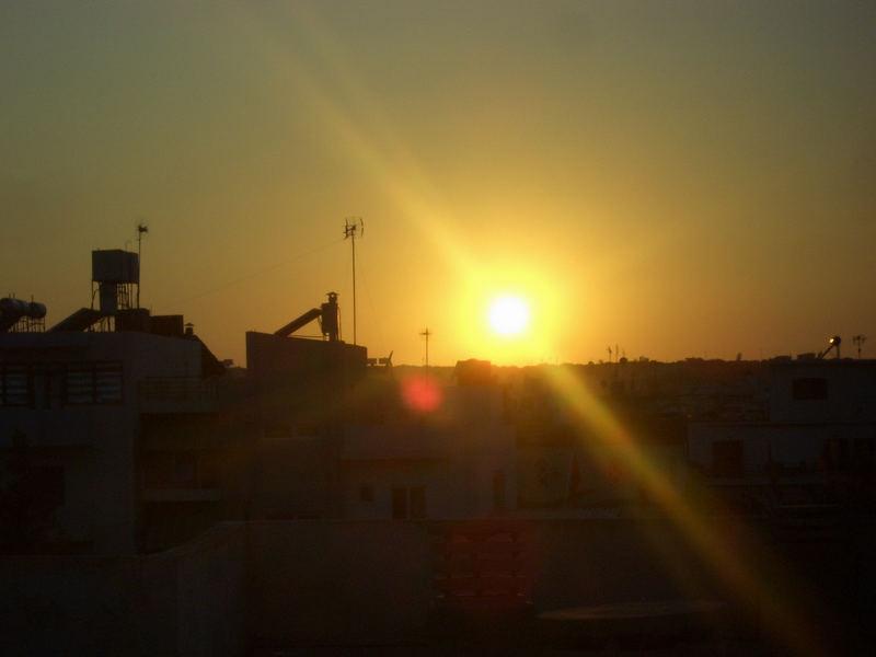 Ein Tag auf Kreta geht zu Ende...