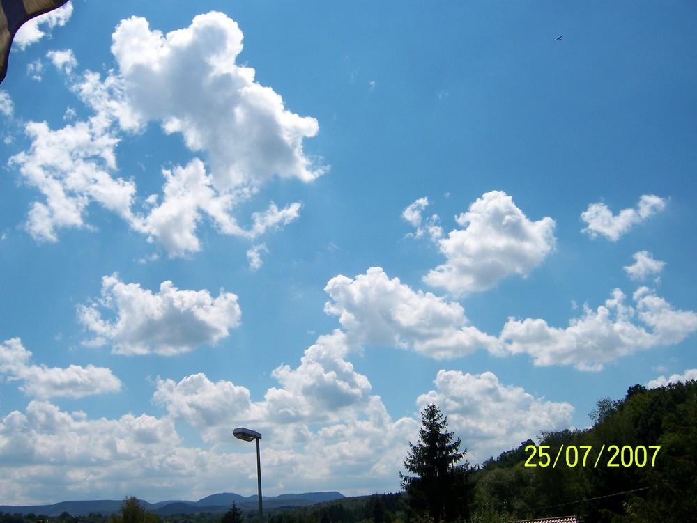 Ein Tag im Himmel