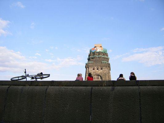 Ein Tag in Leipzig