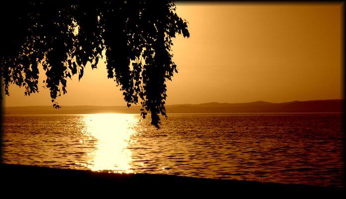 Ein Tag sagt Gute Nacht - Balaton