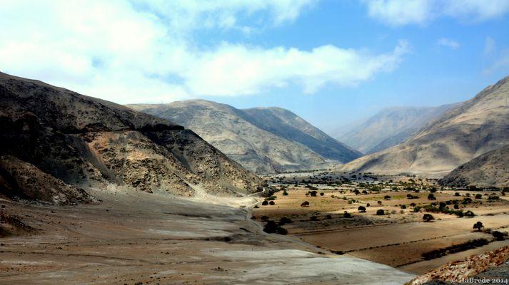 Ein Tal in den Anden 1