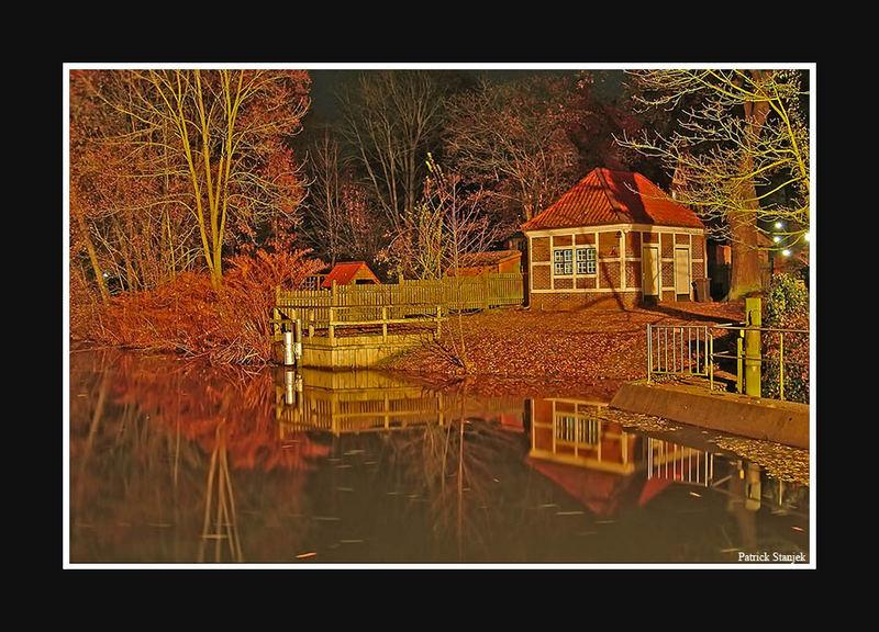 Ein Teich...