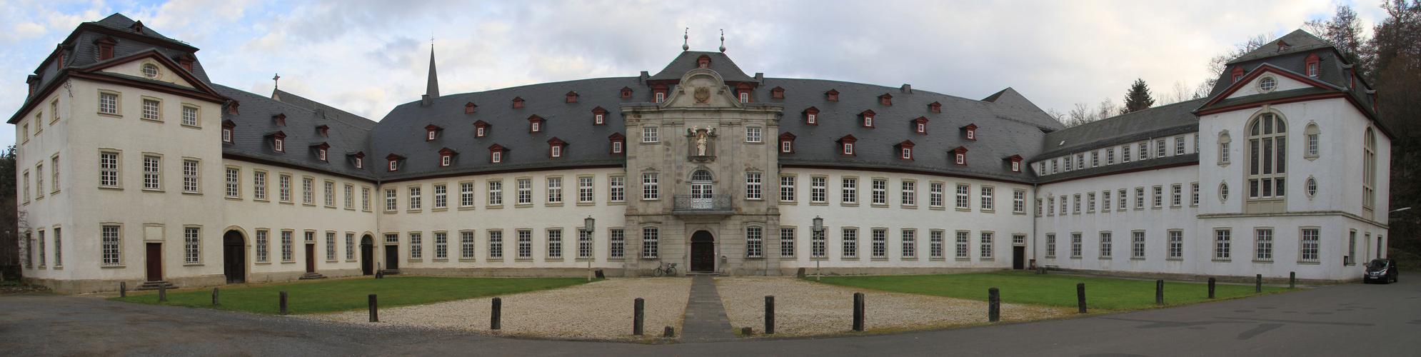 Ein Teil des Klosters Marienstatt