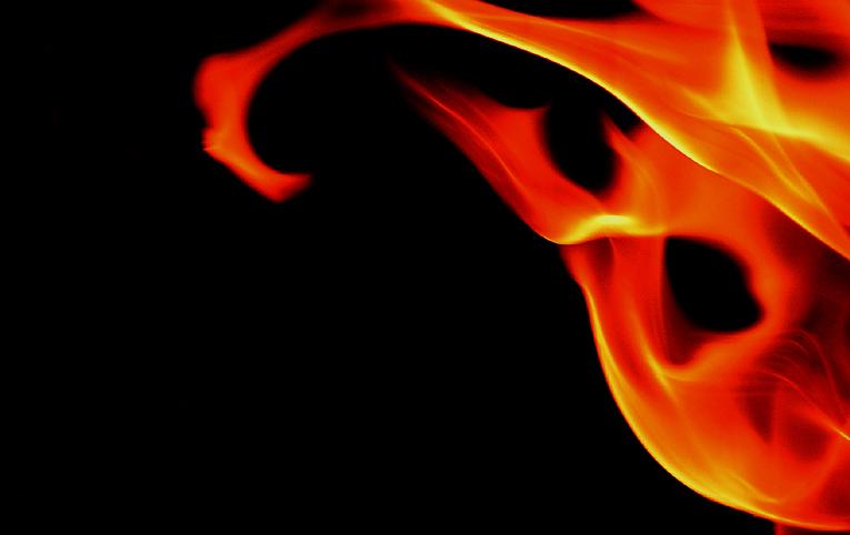 Ein Teil vom Feuer