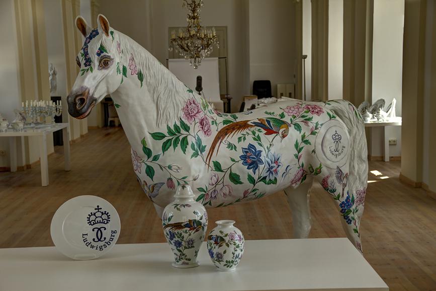 Ein teures Pferd...