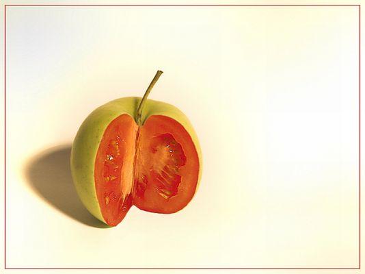 Ein Tomapfel...