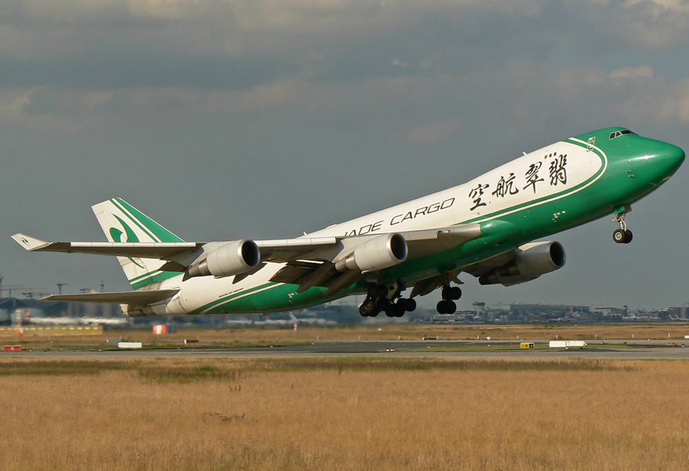 ein Traum von 747....