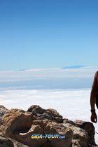 Ein traumhafter Blick vom Teide!