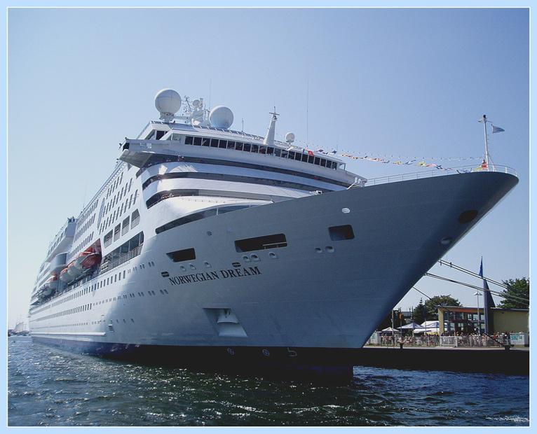 ein Traumschiff